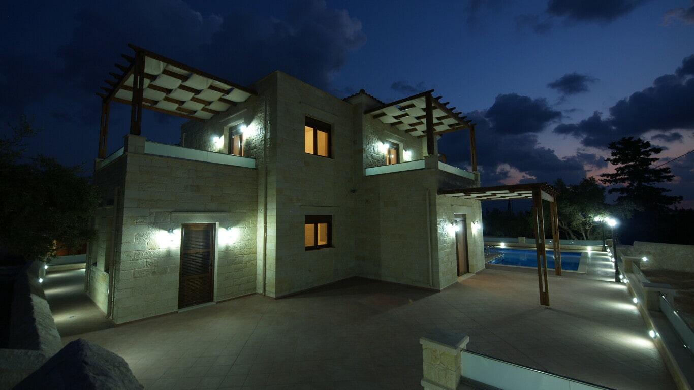 Villas for Sale in Crete- Luxury villas in Chania