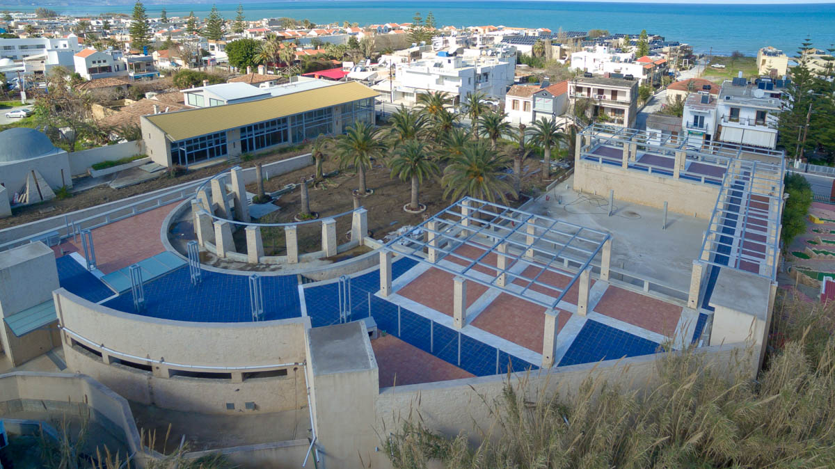 invest in Chania- platanias Chania city center