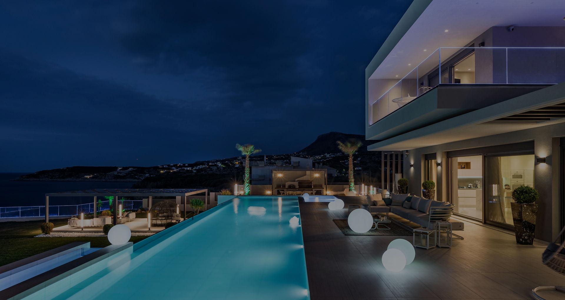 slider home pool