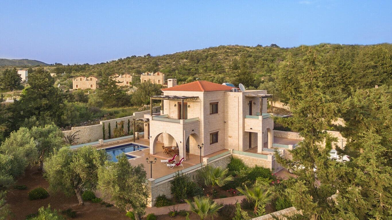 luxury maisonette for sale in Chania Crete