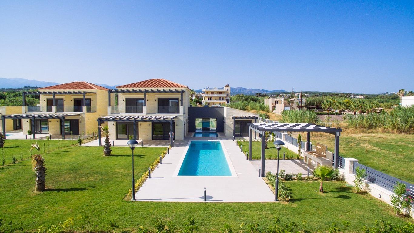 Aquamarine Stone Villa I
