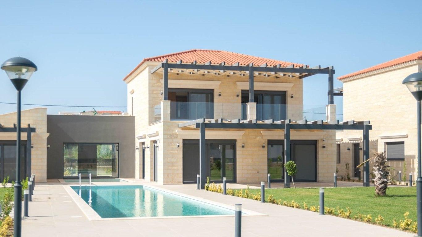 Aquamarine II Stone Villa