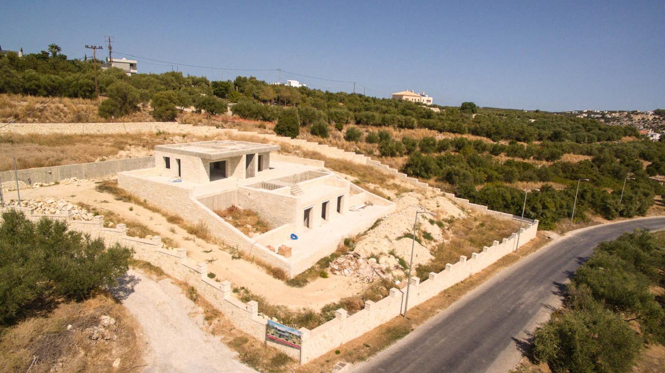 Construction Company in Crete- Greece: Kyriakidis Construction Company