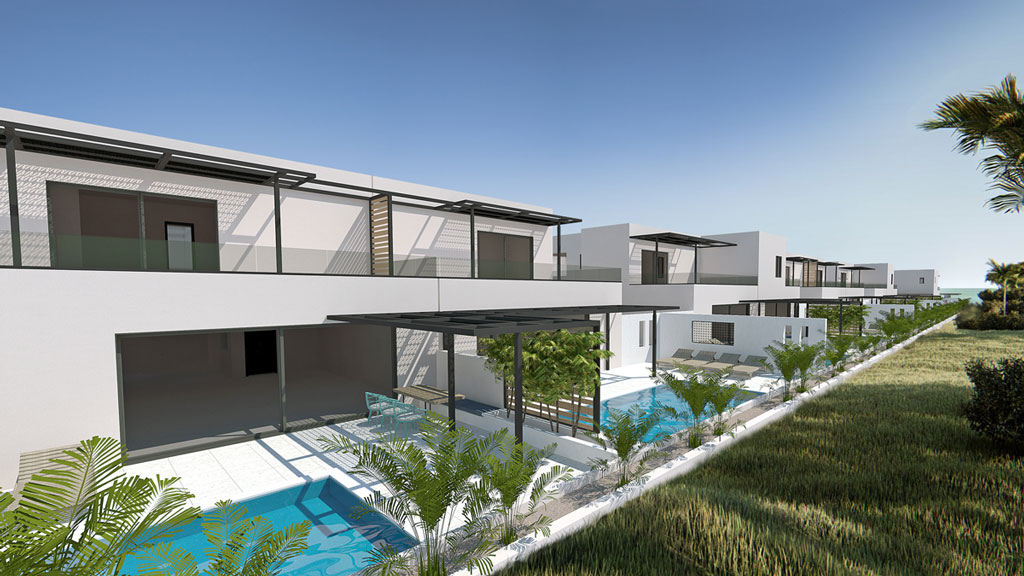 villas investment in Crete- Gerani