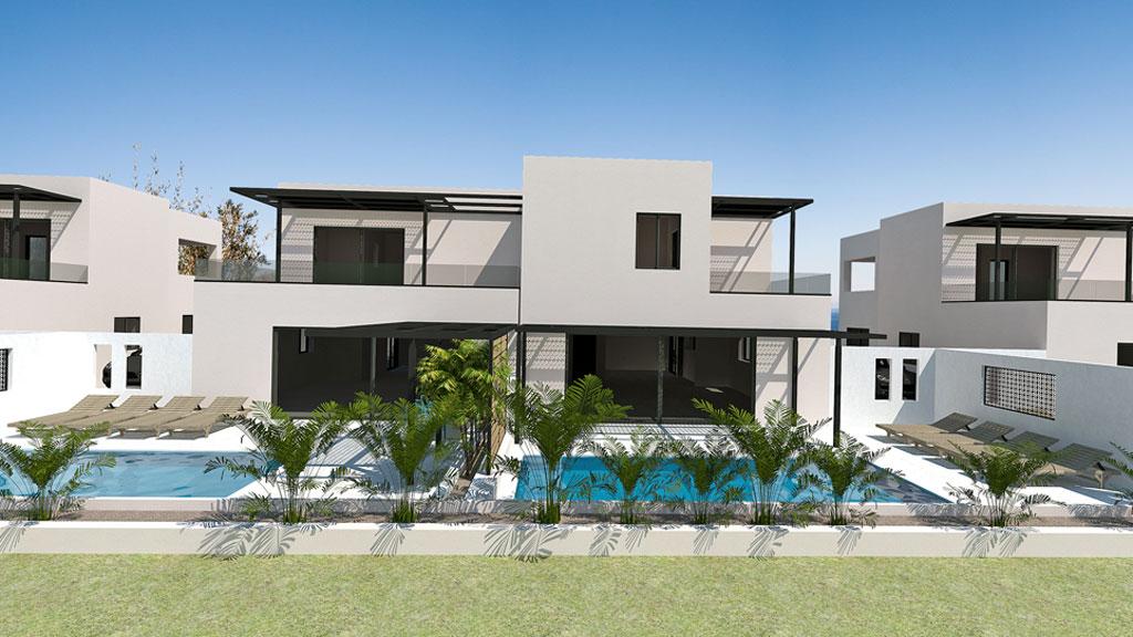 villas investment in Crete