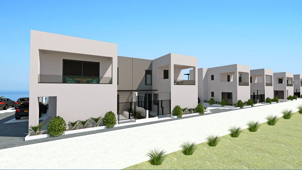 Kyriakidis Constructions Villas for sale