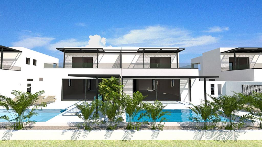 Villas Investment in Crete Kyriakidis Constructions