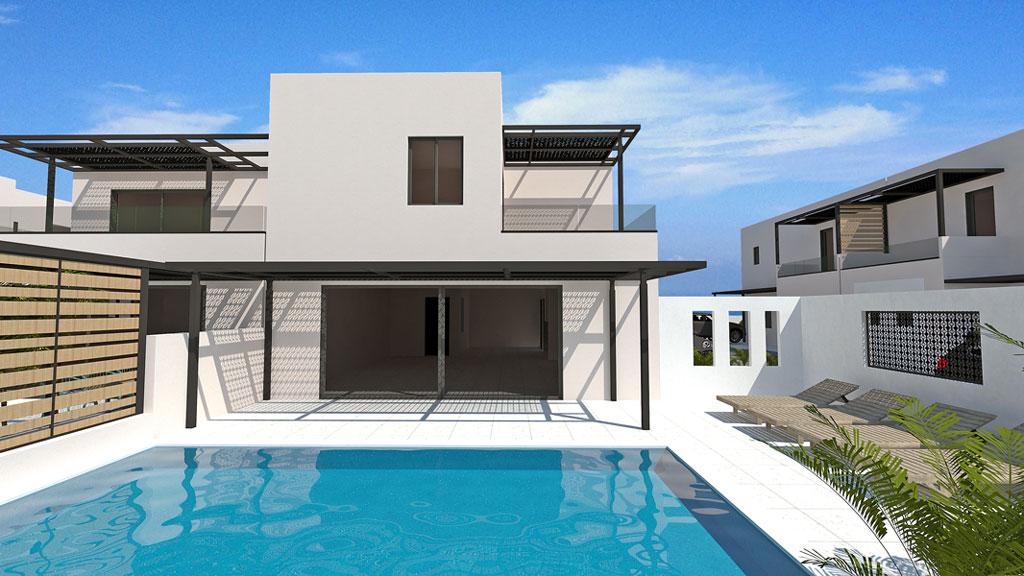Villas Investment in Crete- Swimming Pool