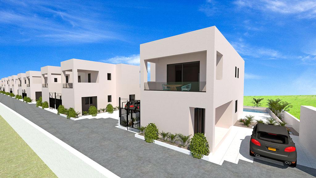 Villas Projects in Greece
