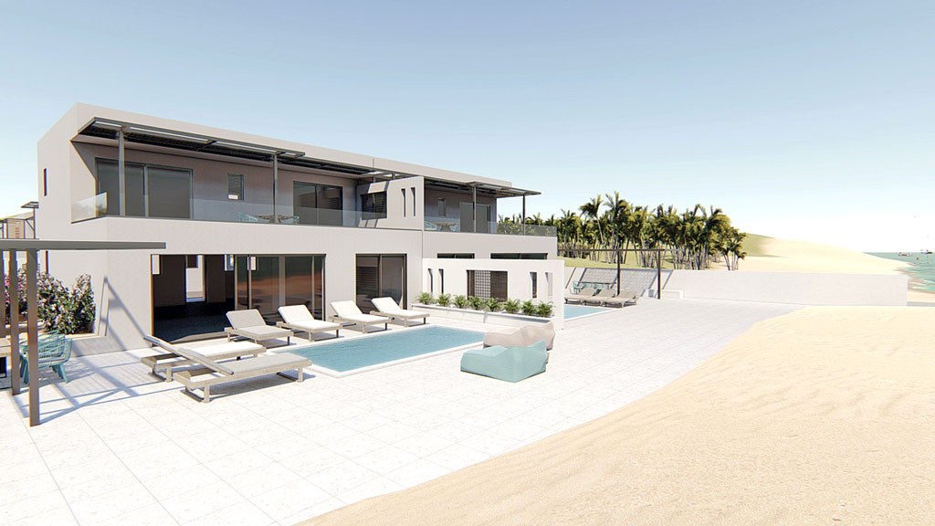 Villas for investment in Crete- Kyriakidis Constructions