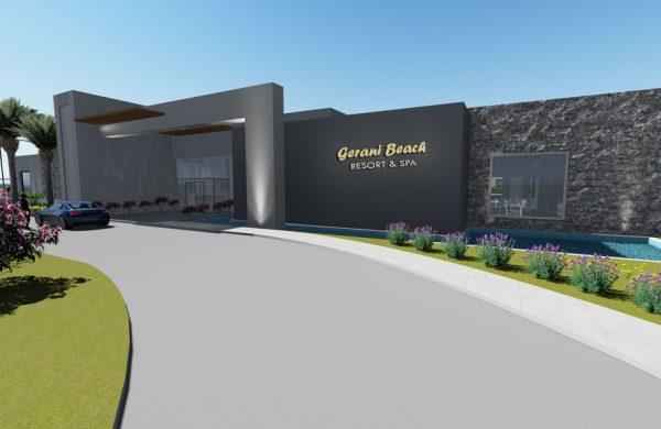 hotel investment in Chania- Gerani Beach Resort