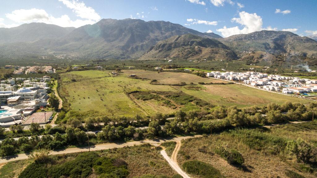 5star hotel investment in Crete- Plot