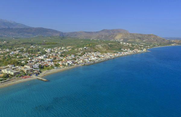 kalives beach kalives village