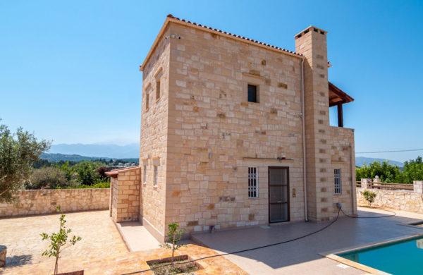 Construction Companies in Greece- Build -Buy a home or villa in Chania- Crete Greece- Kyriakidis Construction Company