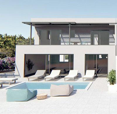 Project Blue Marine - House 10