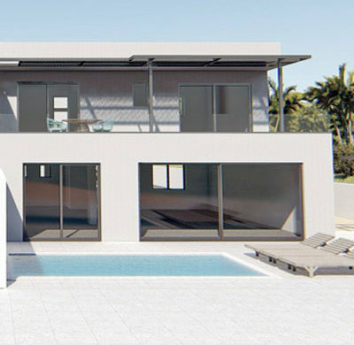 Project Blue Marine - House 11