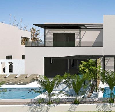 Project Blue Marine - House 8
