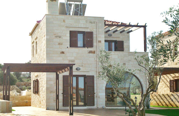 Stone Villas In Crete - Chania: Construction Company Kyriakidis