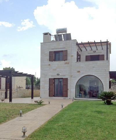 meletia stone house