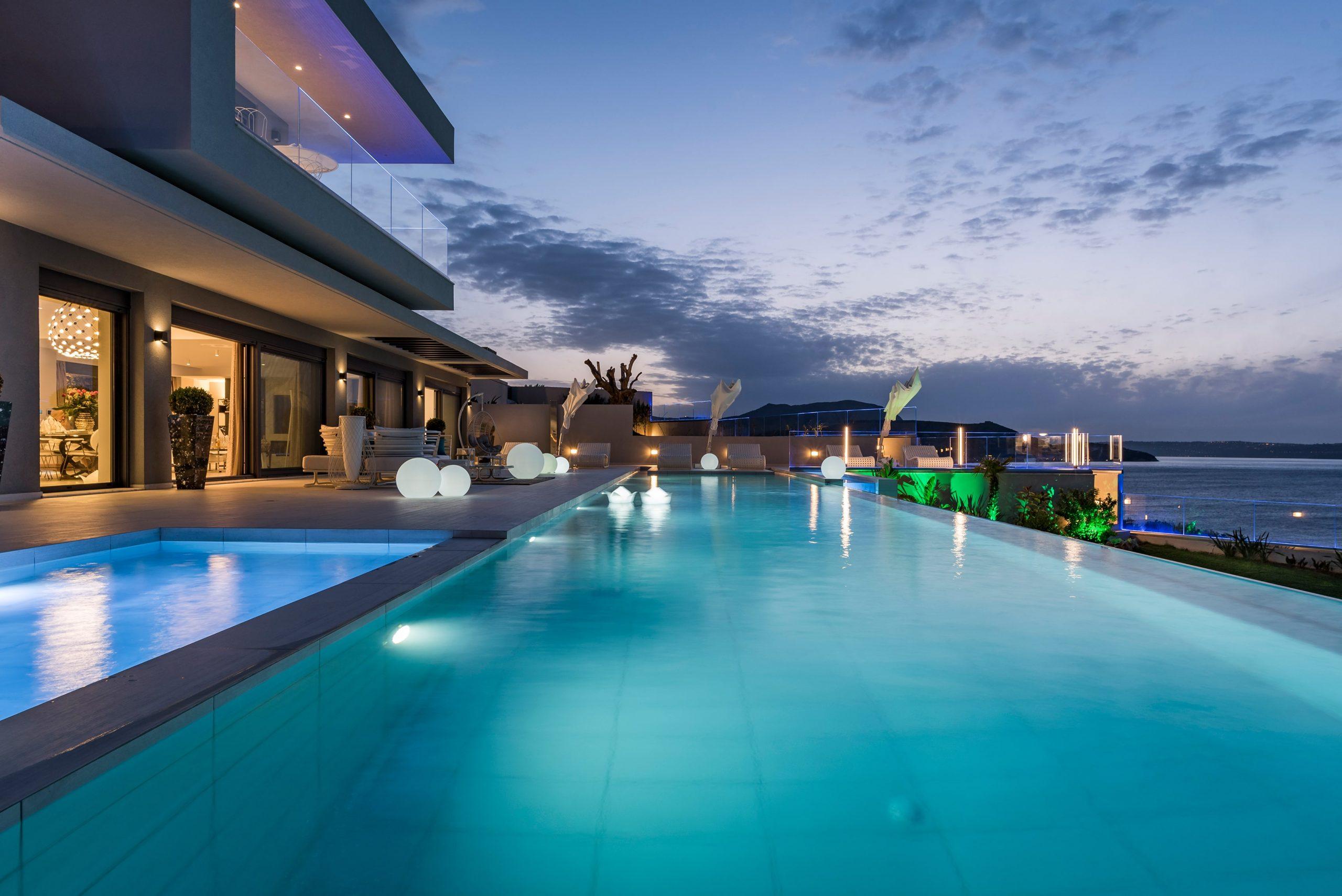 Luxury Villas in Crete- Kyriakidis Luxury Villas in Chania- Crete