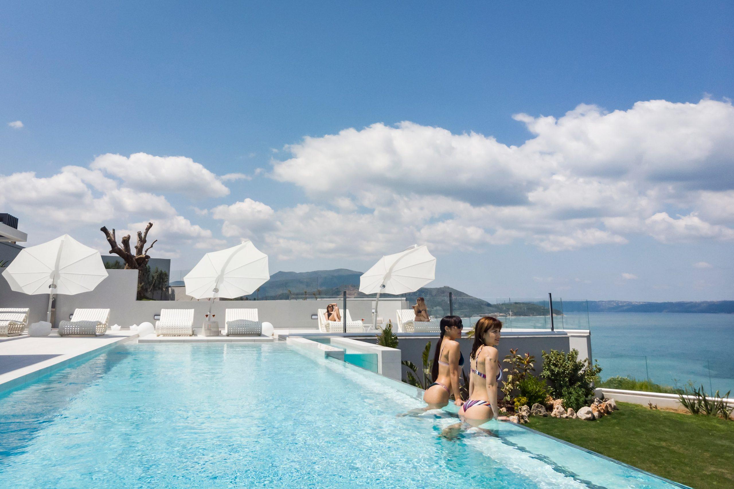 Villas in Crete with sea view- Kyriakidis Construction Company