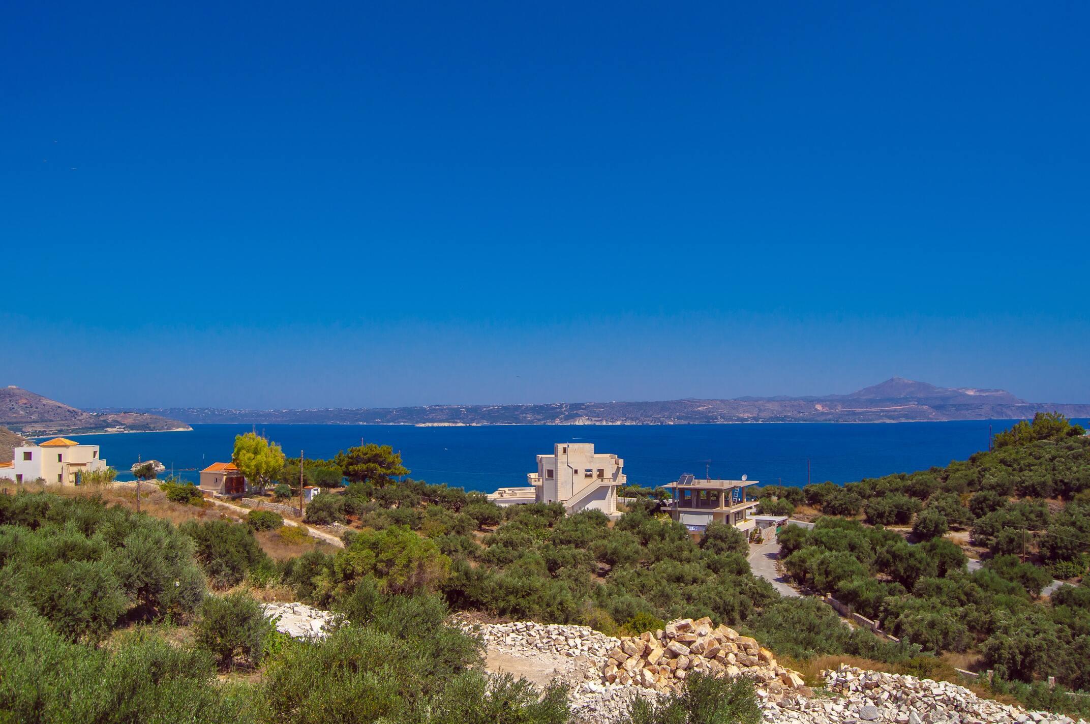 Sea View Villas - Construction and  sale in Crete