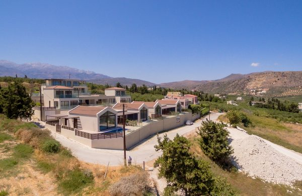 Real estate in Crete-invest in Crete- houses complex and villas by Kyriakidis Construction Company